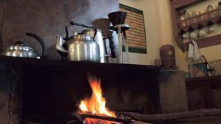Risco. Especialista defende a mudança do tipo de fogão a lenha e, não, a extinção do uso da tecnologia amplamente adotada no Brasil.