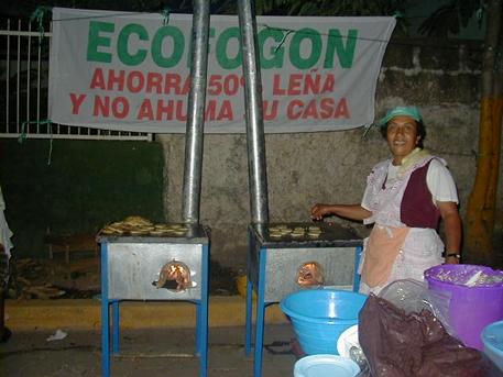 NICARÁGUA: cinco mil ecofogões já vendidos