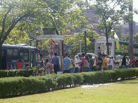 Mais de 10 mil pessoas vistaram a exposição durante os seus 3 dias em Belo Horizonte.