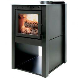 Calefator a Lenha Fogo Pro 2 - Com Pedestal