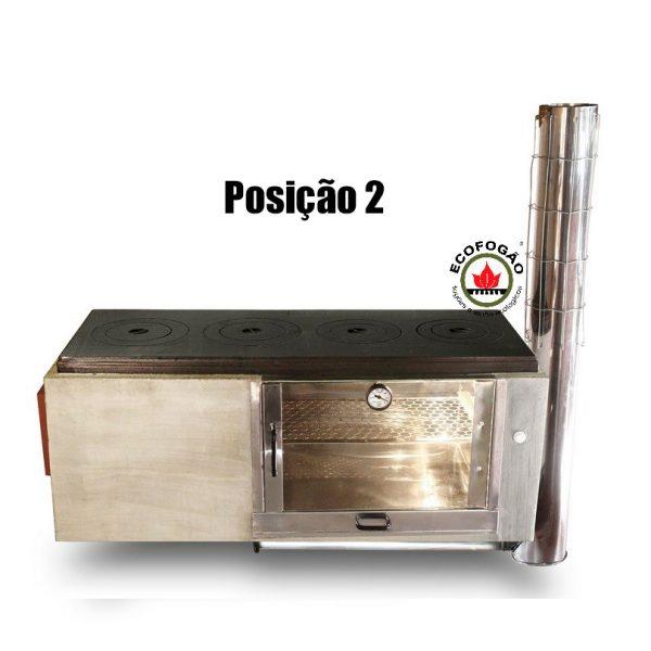 Ecoforno Premium Posição 2